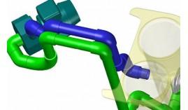 Diseño de Esquemas de Tubería Industrial